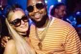 WATCH: Paris Hilton shows Cassper Nyovest love, tells him he smells good