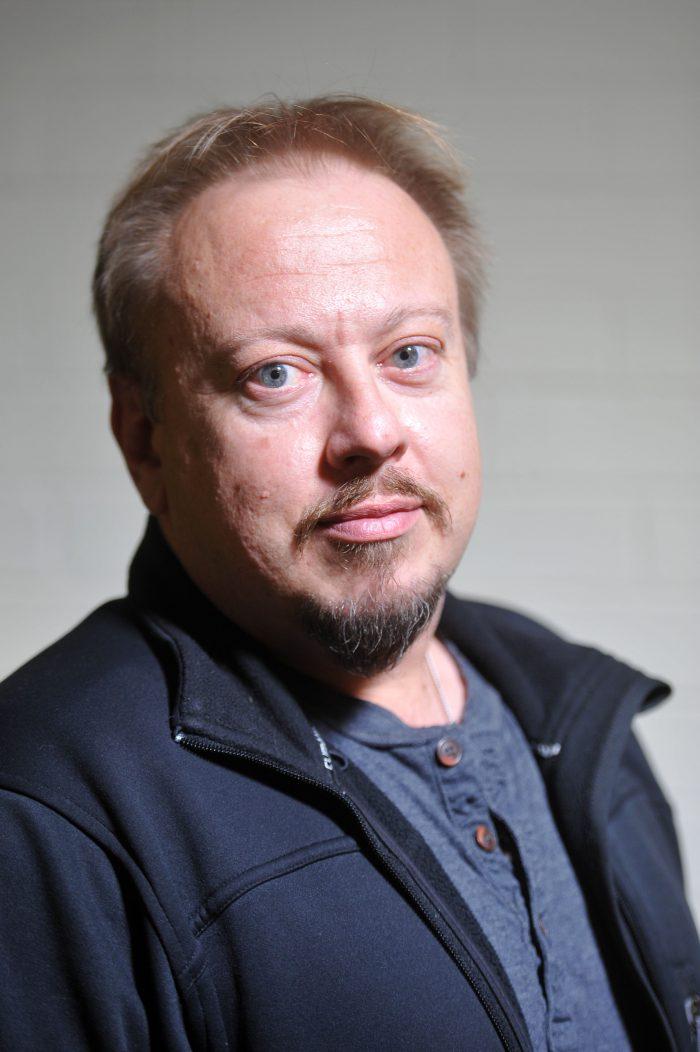 Citizen news editor Martin Czernowalow