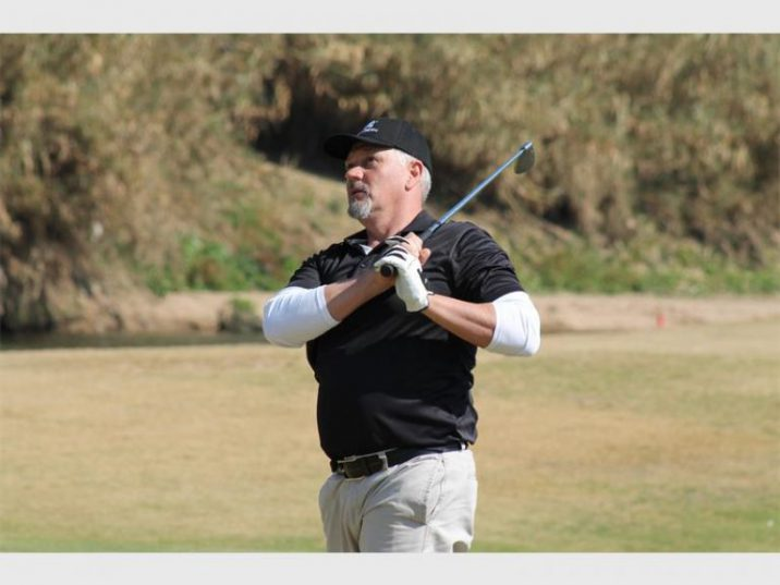 General manager of the estate, Dave Weyers plans to hold the Mandela Day golf day again next year. Photo: Nicholas Zaal