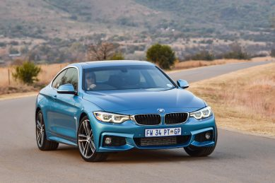 DRIVEN: Refreshed BMW 4 Series range
