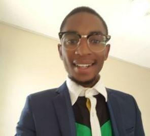 University of Zululand SRC administrator, Mayenzeke Chiya Picture: Twitter