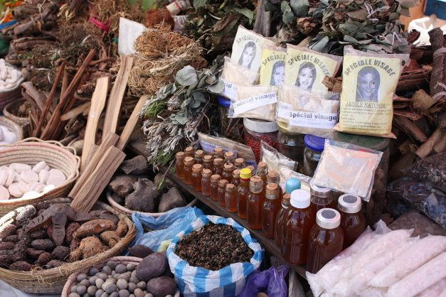 Traditional healers feel left out in fight against Covid-19