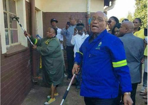 Picture: Twitter @Julius_S_Malema