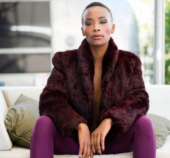 Bonnie Mbuli, formerly known as Bonnie Henna.