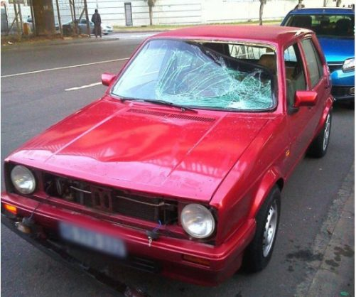 Pedestrian seriously injured in early morning Durban accident