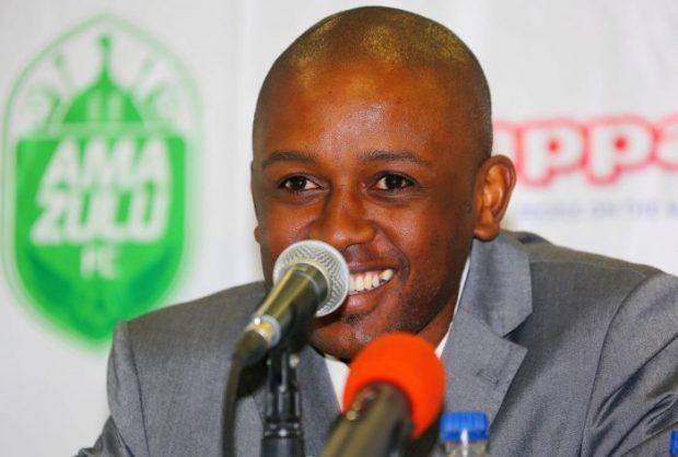 Lunga Sokhela, general manager of AmaZulu (Photo by Anesh Debiky/Gallo Images)