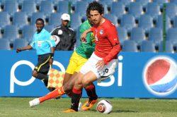 Baggies bring in Egyptian defender