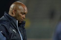 Pitso calls for 'humility and respect' after thrashing Al Ahly