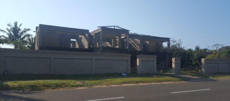 The 'hobo house' in Krewelkring, Meerensee