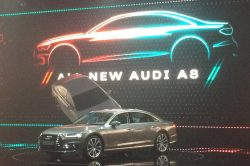 Audi unveils new tech-infested A8 to arrive in SA next year