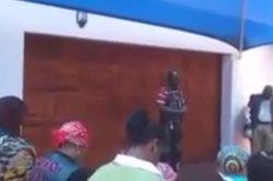 WATCH: Tsonga biker asks God to protect him from jealous motorists