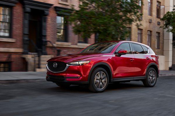 New Mazda CX-5 raises SUV bar