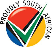 Proudly South African logo.