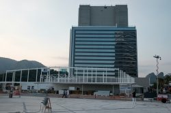 Rio's Olympic hotel rooms empty one year later