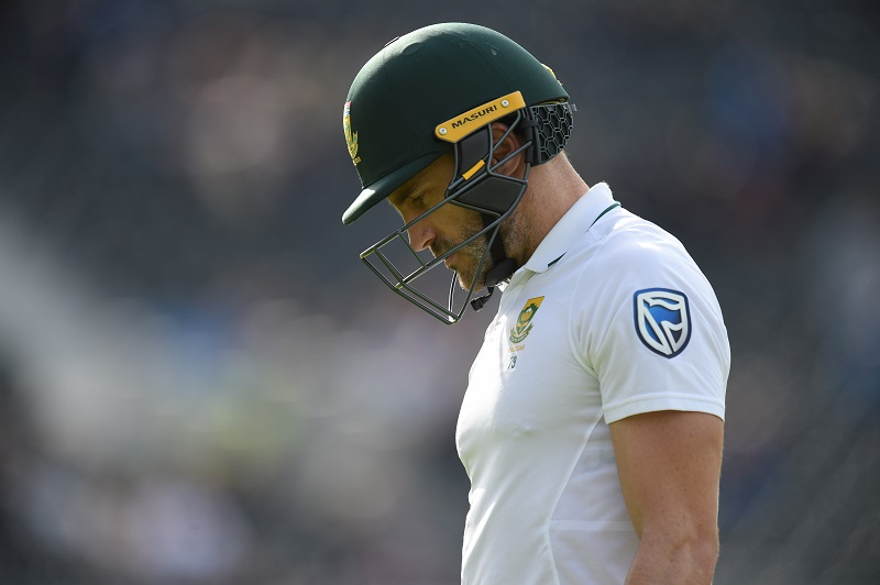 The Proteas arguably needs Faf du Plessis and co now more than ever. Photo: Oli Scarff/AFP.