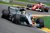 Stubborn Hamilton marks 200th F1 race with Spa success
