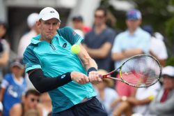 Kevin Anderson marches on at US Open