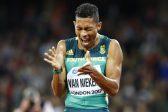 Wayde van Niekerk: glancing back on a superb career