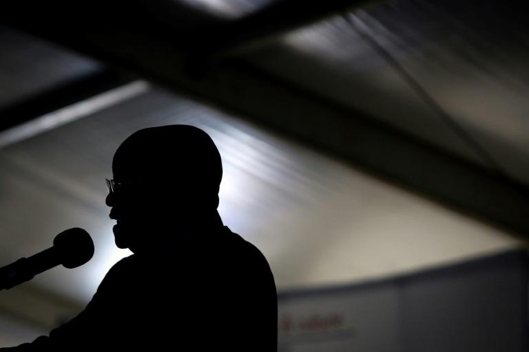Zuma. Picture: AFP
