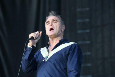 Morrissey returns with new album, more politics
