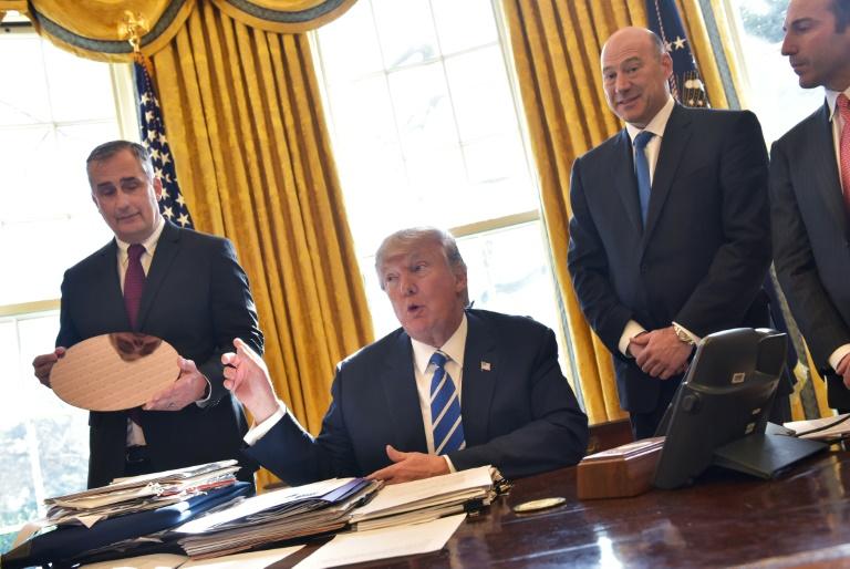 Donald Trump scraps business councils as executives resign