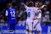Real Madrid ease past Deportivo in La Liga opener