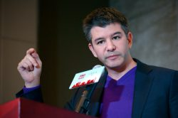 Uber's ousted CEO calls investor lawsuit unfounded