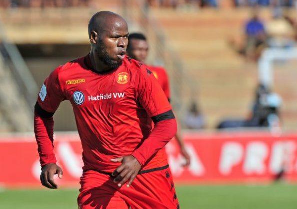 Former Chiefs, Pirates striker joins ABC Motsepe club