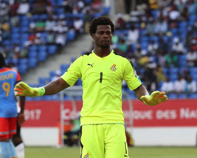 Razak Brimah of Ghana (Gavin Barker/BackpagePix)