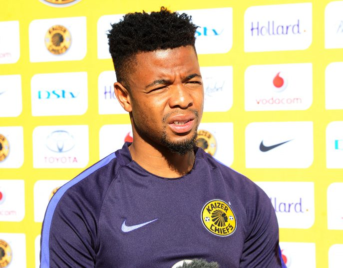 George Lebese of Kaizer Chiefs (Aubrey Kgakatsi/BackpagePix)