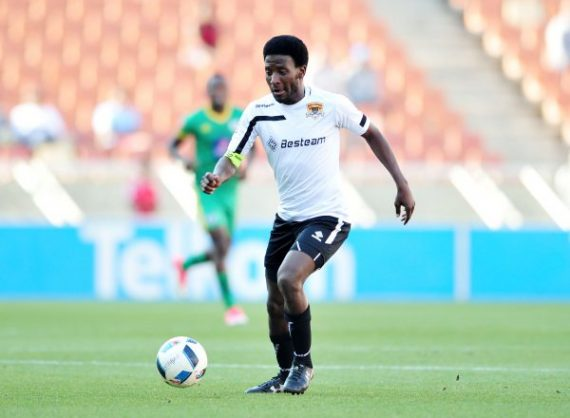 Chiefs lose out on Ntshangase as he completes Baroka move