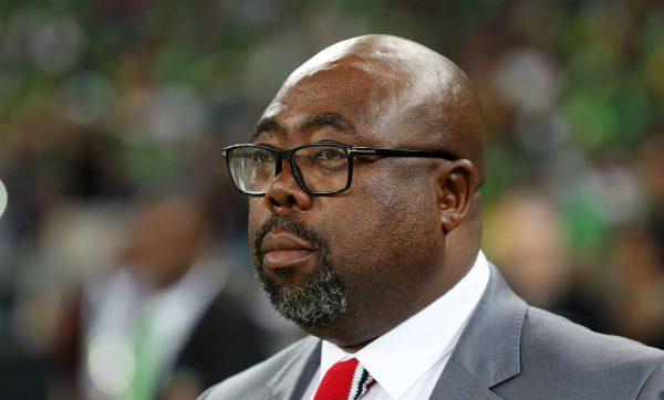 Thembelani Nxesi, Minister of Sports (Muzi Ntombela/BackpagePix)