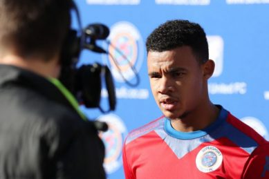 SuperSport's Williams happy to be back on the field