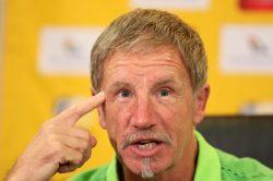No concerns for Bafana coach over draw