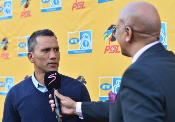Fadlu Davids, coach of Maritzburg United (Samuel Shivambu/BackpagePix)
