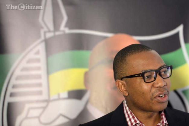 Mduduzi Manana Picture: Tracy Lee Stark