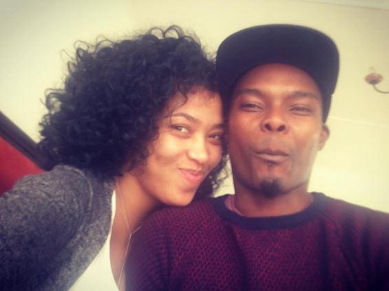 Simphiwe Ngema and Dumi Masilela. Image: Instagram