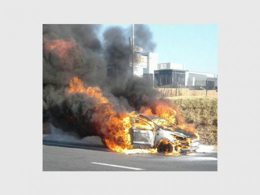 Ford slapped with R35m fine as part of Kuga fire settlement