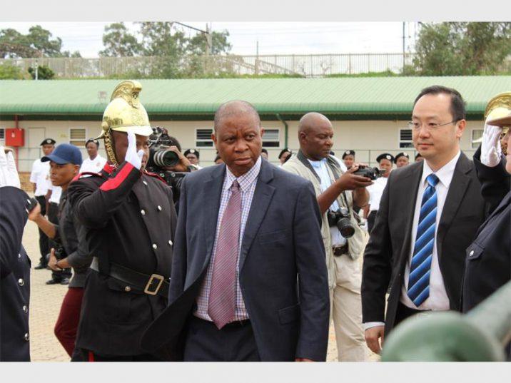 Mayor, Herman Mashaba