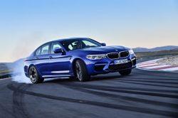 GALLERY: New BMW M5