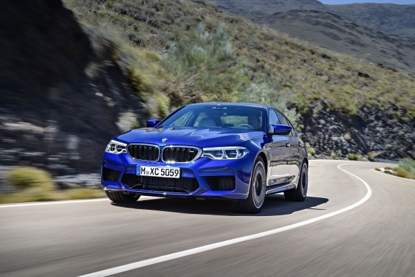 Road Test Jekyll And Hyde Bmw M5 Breaks All The Records The Citizen