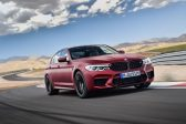 It's here: New BMW M5 with M xDrive all-wheel drive