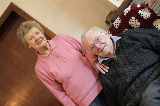 PETER and Beryl Burn will be moving out of Kempton Park at the end of August, after living here since the 1950s.