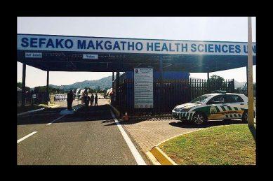 Students protest over safety at Sefako Makgatho Health Science University