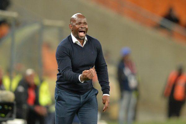 Bloemfontein Celtic coach Steve Komphela (Photo by Lefty Shivambu/Gallo Images)