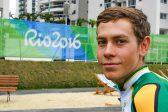 Tour de France hero Louis Meintjes returns 'home'