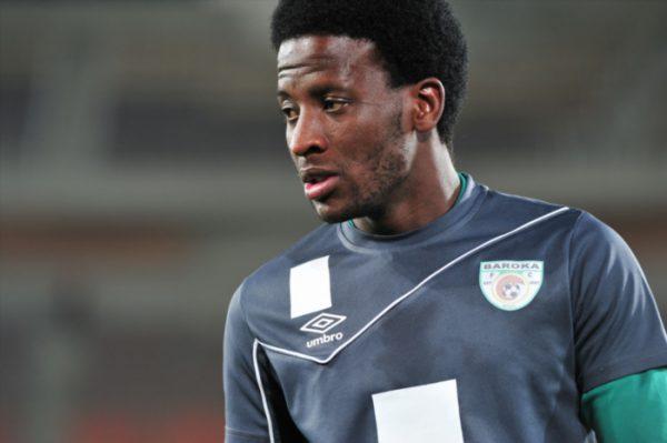 Siphelele Ntshangase of Baroka FC. (Photo by Philip Maeta/Gallo Images)