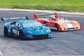 Scheckter, Parton take laurels in Lamborghini