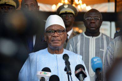 Mali's president suspends revising constitution under opposition pressure