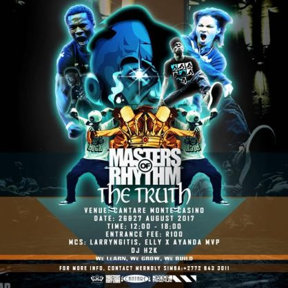 Masters of Rhythm dance competition is coming back strong